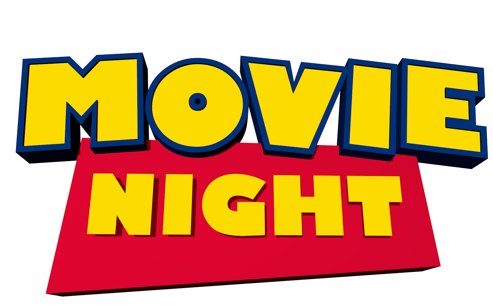The Gallery For Gt Family Movie Night Png